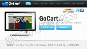 GoCart- CMS