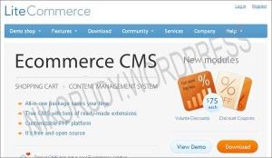 LiteCommerce CMS