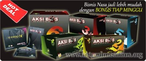 distributor nasa aksibos