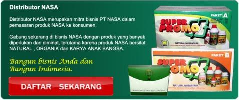 distributor reguler nasa