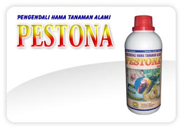 pestona pestisida organik pengendali hama