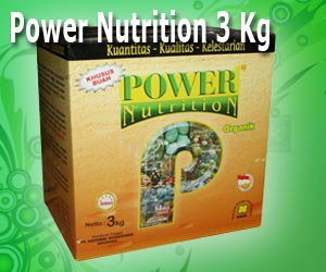 power nutrition 3 kg