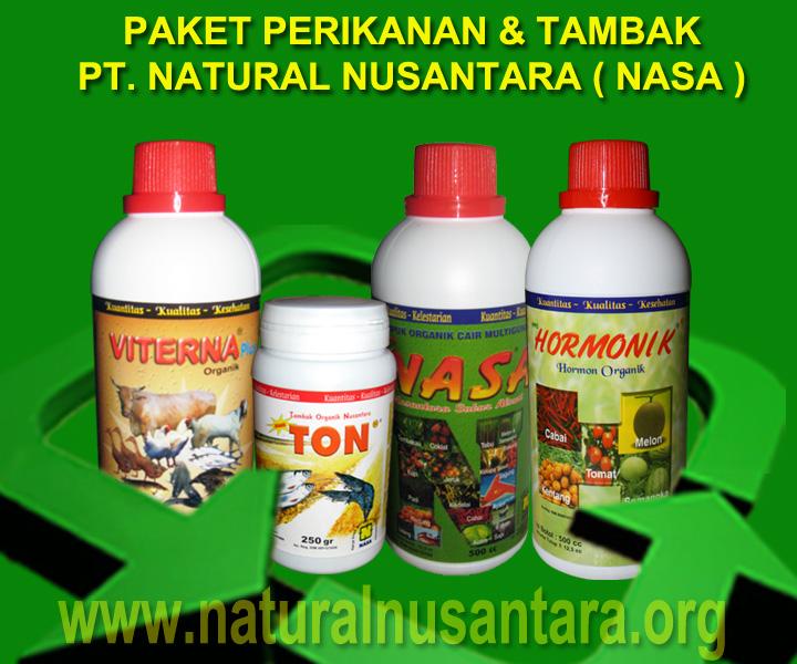 perikanan organik dan tambak organik