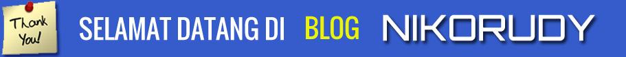 selamat-datang-di-blog-nikorudy