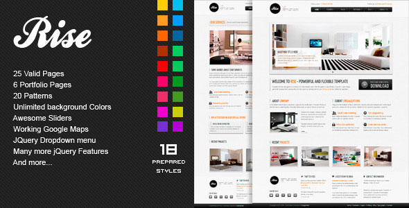 rise-html-template-theme