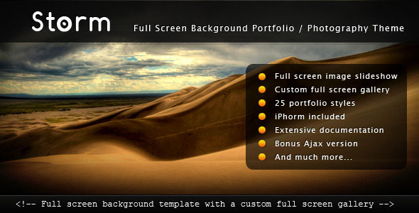 storm-html-theme-template-full