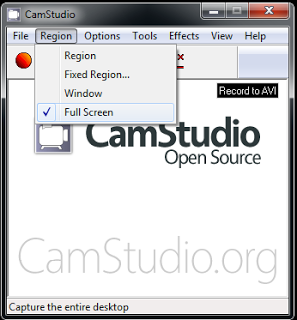 camstudio-setting