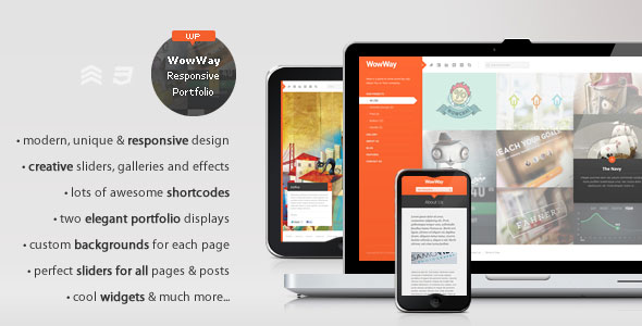 wowway-portfolio-wordpress-theme